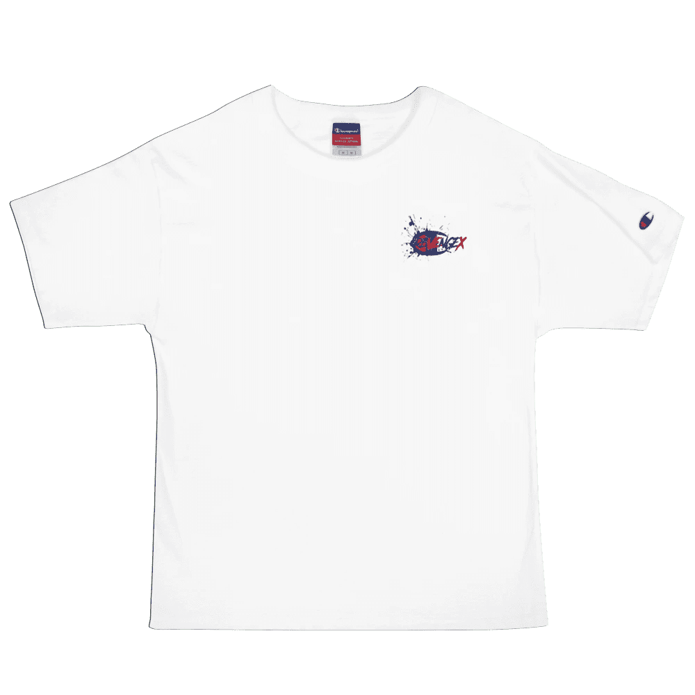 "T-shirt ""CHAMP"" White"