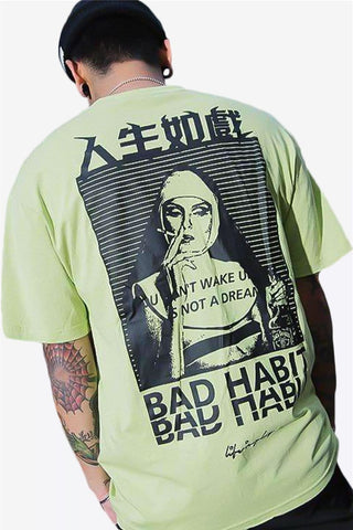 T-shirt BAD HABIT - REVENGEX | Shop Streetwear