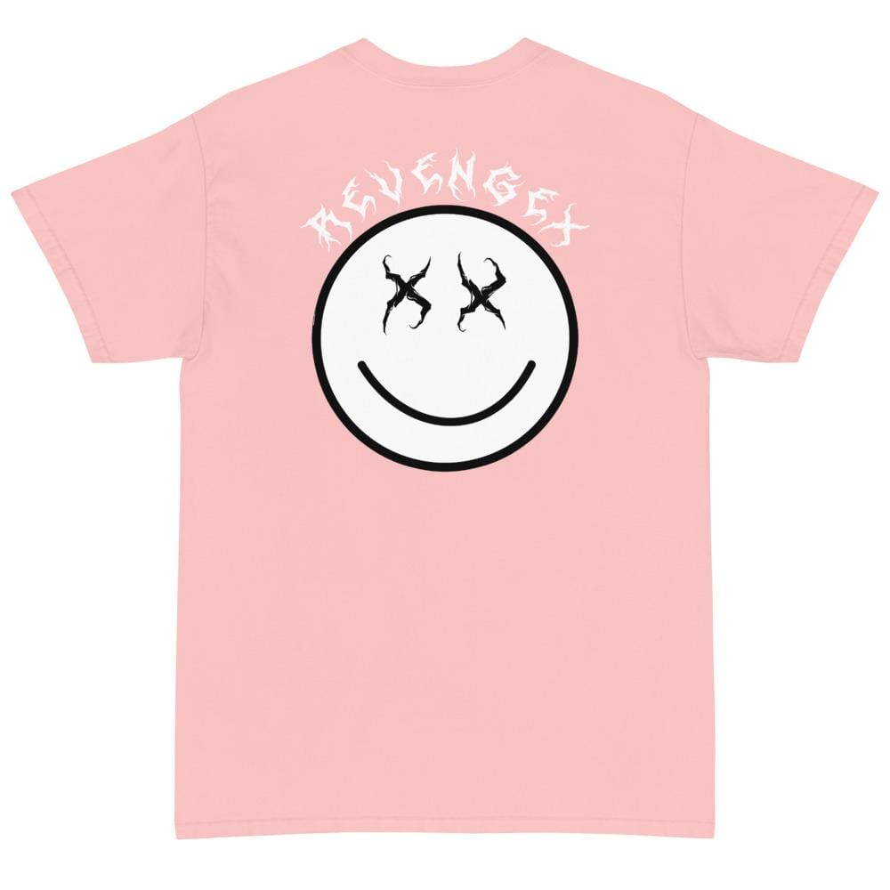 T-SHIRT DEAD SMILE ROSE