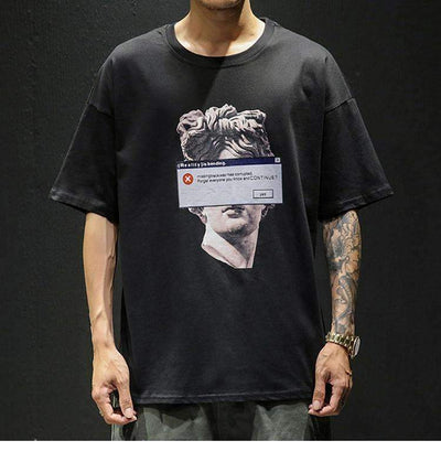 T-SHIRT ERROR - REVENGEX | Shop Streetwear