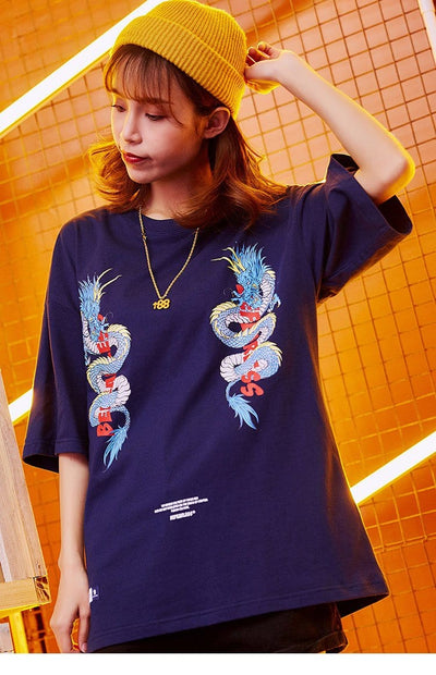 T-shirt CHinese Dragon