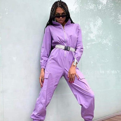 ENSEMBLE PURPLE CANDY