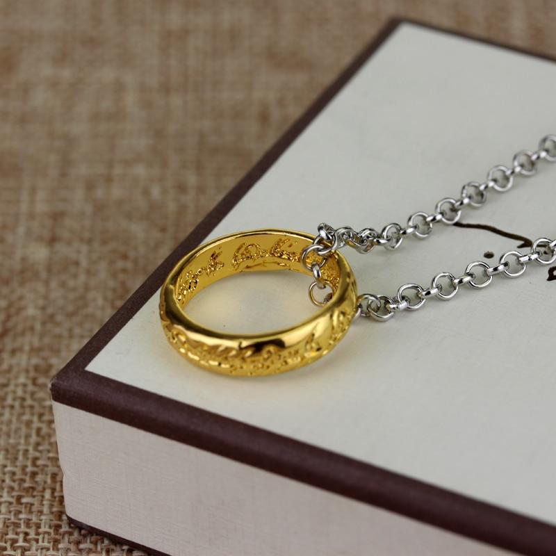 COLLIER LORD OF THE RING