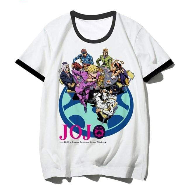 T-shirt Jojo Bizarre Adventure