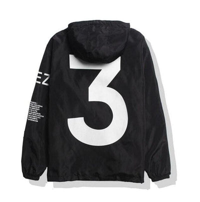 VESTE THREE