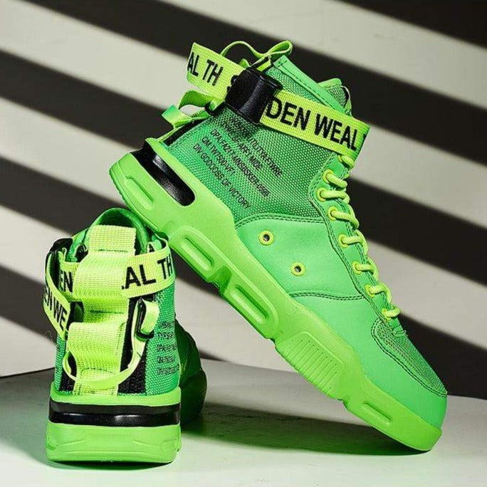 SNEAKERS RVX FLUO