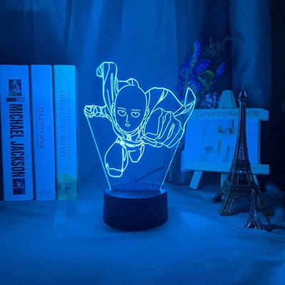 Lampe One Punch Man
