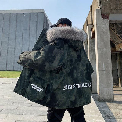 PARKA OLDFROST