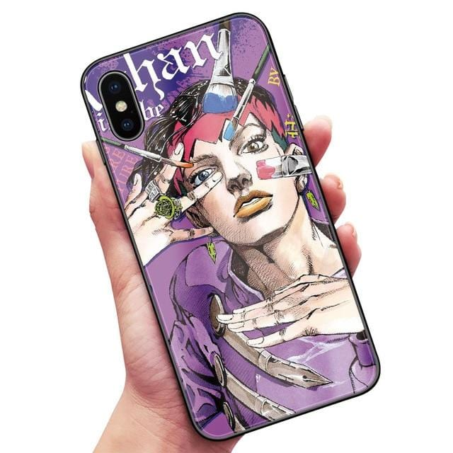 Coque iPhone Jojo Bizarre Adventure