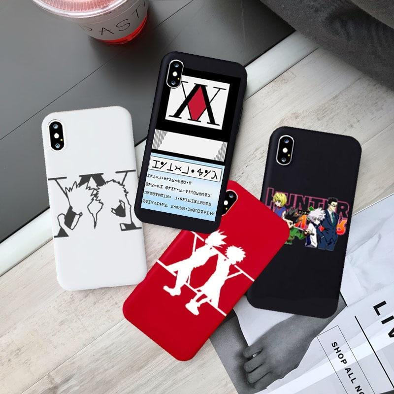 Coque iPhone HxH