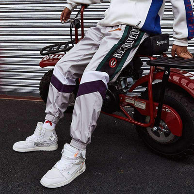 PANTALON ZIPPER - REVENGEX | Shop Streetwear