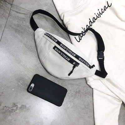 Sac banane MAINSTREAM - REVENGEX | Shop Streetwear