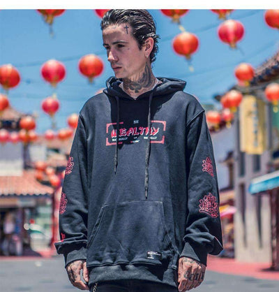 sweat asiatique large