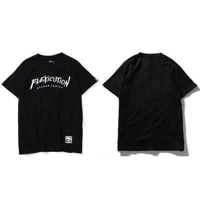 T-shirt imprimé FLEXICUTION - REVENGEX | Shop Streetwear