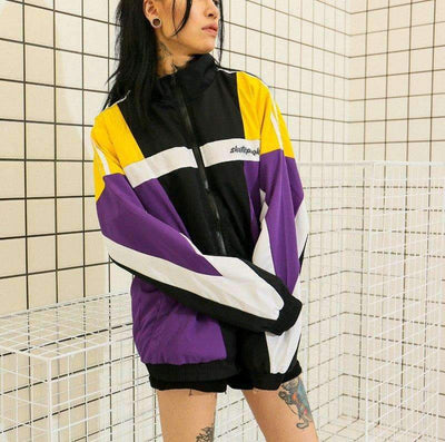 Veste COLOR BLOCK - REVENGEX | Shop Streetwear