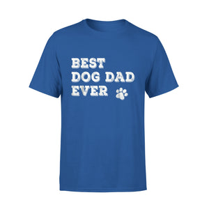 Best Dog Dad Ever 02 T-Shirt