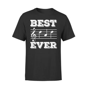 Best Dad Ever Music 01 T-Shirt