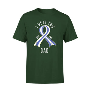 I Wear This For My Dad T-Shirt