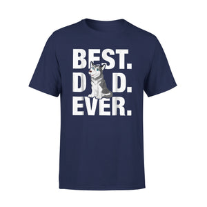 Best Dad Ever 10 T-Shirt