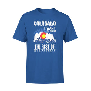 Colorado Shirt 01 Premium T-Shirt