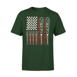 Awesome Patriotic Cool Baseball T-Shirt
