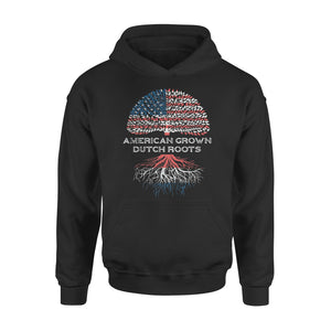 American Grown Dutch Roots Premium Hoodie