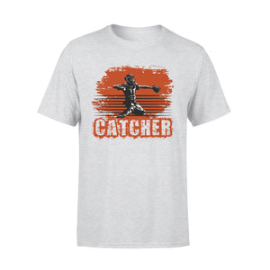 Catcher Baseball T-Shirt