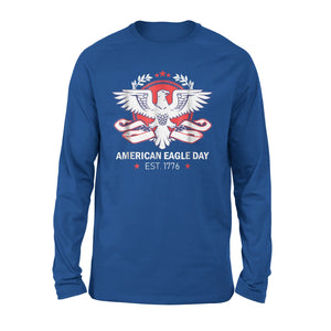 American Eagle Day Premium Long Sleeve T-Shirt