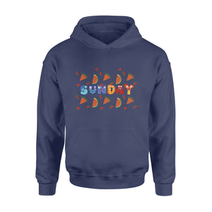 Sunday Fruit Evil Style Seven-Day Of The Week Hoodie