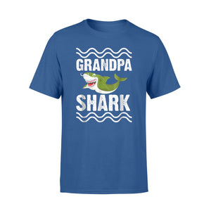 Grandpa Shark Doo T-Shirt