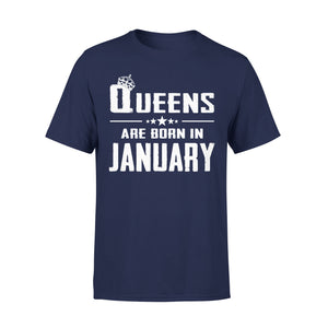 Queens Are Born In January 01