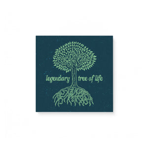 Legendary Tree of life - Matte Canvas