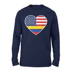 Columbia American Heart Premium Long Sleeve T-Shirt