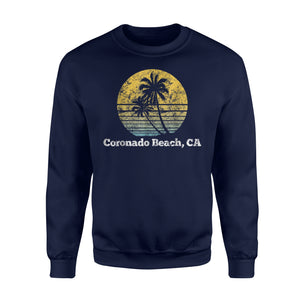Coronado Beach Vacation Sweatshirt