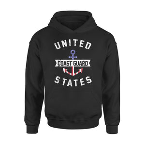 Coast Guard United States Premium Hoodie