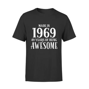 49Th Birthday Gifts Age 49 T-Shirt