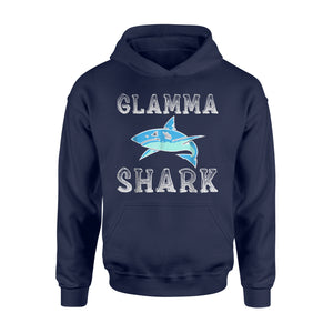 Glamma Shark Gift For Women Hoodie