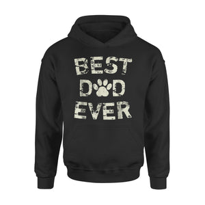 Best Dad Ever Dog Cat Hoodie