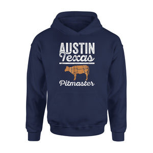 Austin Barbecue Pitmaster Hoodie
