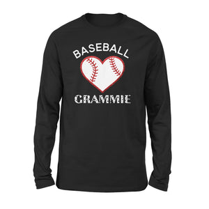 Baseball Grammie Long Sleeve T-Shirt