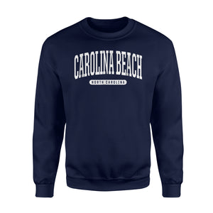 Carolina Beach North Carolina Sweatshirt