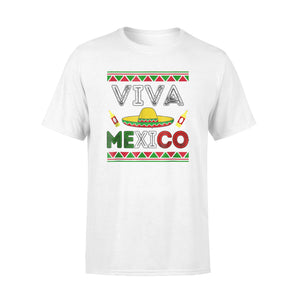Camiseta Viva Mexico Mexican Independence Day Premium T-Shirt
