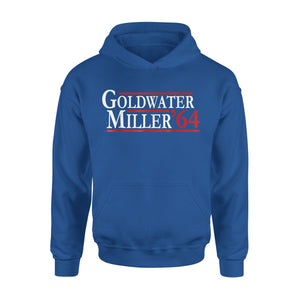 Barry Goldwater Miller 1964 Hoodie