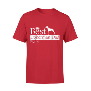 Best Doberman Dad Ever T-Shirt