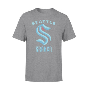 Seattle Kraken T-Shirt Release The Kraken