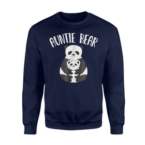 Auntie Bear Novelty Sweatshirt