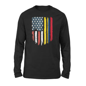 Colombian American Premium Long Sleeve T-Shirt