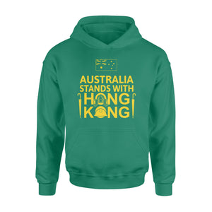 Australia Stands With Hong Kong Hoodie