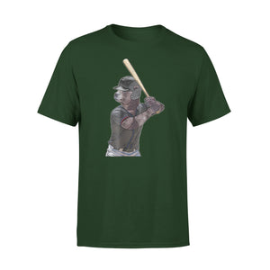 Bear Baseball Batter T-Shirt