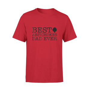 Best Artichokes Dad Ever T-Shirt